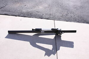New Oem 19257861 Gm By Thule Bed Roof Mounted Bike Carrier Wheel Mount Upright