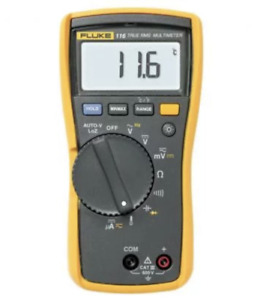 Fluke 116 Digital Hvac Multimeter True Rms With Temperature And Microamps