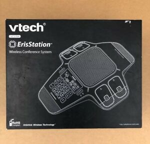Vtech Erisstation Vcs704 Conference Phone System free Shipping