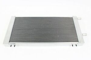 Plm Universal Aluminum Liquid Heat Exchanger Air To Water Intercooler Silver