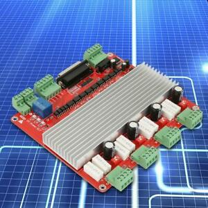 4 Axis Tb6560 V Type Stepper Motor Driver Controller Cnc Router Board High Speed