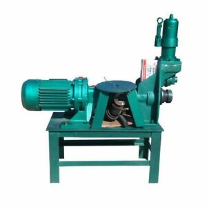 76 219mm Electric Hydraulic Slot Press Petroleum Pipe Grooving Machine S