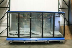 Hussmann Innovator Door Freezer Cases