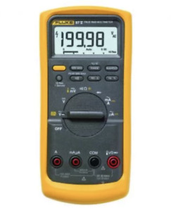 Fluke 87v Industrial Digital Multimeter With Temperature Measurement