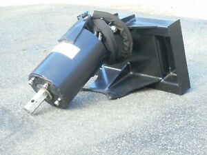 Mini Skid Steer Auger Post Hole Digger For Dingo Boxer Vermeer Etc