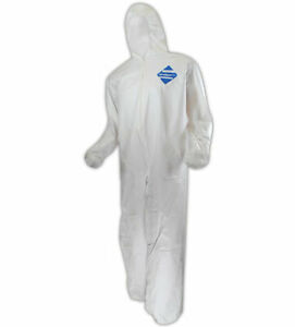 Kimberly clark A40 Liquid Particle Protection Coveralls 3xl 25 Pack