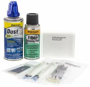 New Caig Fiber Optic Cleaning Kit For High End Computer And Digital Audio