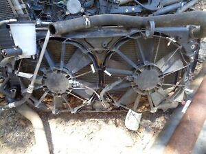 Electric Cooling Fan 5 4l Ford Expedition 10 11 12 13 14 15 16 17 Oem