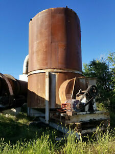 Commercial Sand Dryer