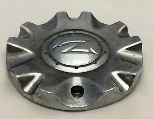 Zinik Chrome Wheel Center Cap 1 Z 5