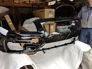 Front Bumper Cover For Volvo Xc70 39883942