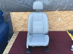 Mercedes Glk250 Glk350 X204 Right Front Leather Seat Assembly W airbags Gray