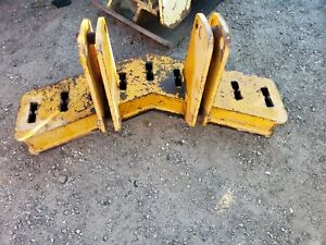 Jd Motor Grader Ripper Bar Excellent Condition Shipping Available