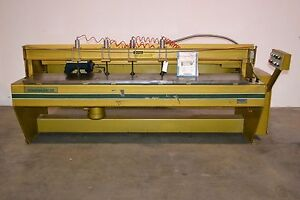 Powermatic 26lpc In line 5hp Automatic Contouring Shaper Router