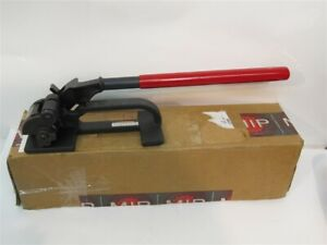 Mip Mip 1400 Steel Strapping Tensioner 3 4 To 1 1 4 Wide 0 25 0 31mm Thick