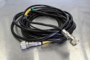 Leybold Mag Turbo Cables 86029 001 86028 001 10m Each