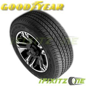 1 Goodyear Wrangler Fortitude Ht 265 75r16 116t Owl Performance Tires