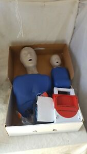 Cpr Prompt Manikin With Heart Difibulator