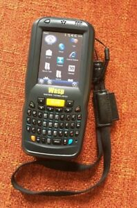 Wasp Wireless Bar Code Scanner Wdt60 Inventory Tracking Barcode Reader Wdt 60