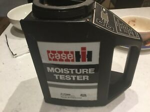 Case Ih Grain Moisture Tester Made By Dickey john