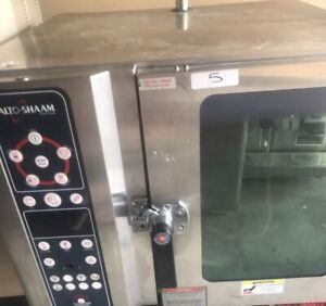Alto Shaam 6 10 Ml Combitherm Combi Oven In 208v Electric