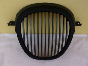 99 03 Jaguar S type Front Upper Grille Painted Style 8a133aa