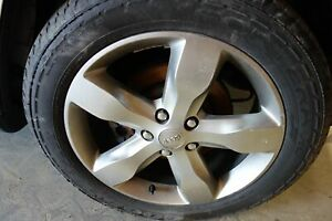 Oem Alloy Wheel 2013 Jeep Grand Cherokee tire Not Included 20x8