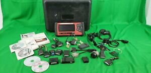 Snap on Solus Scanner Eesc310 W extras And Case 19799 1le