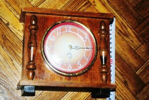 Old Table Clock Lighthouse Old Soviet Union