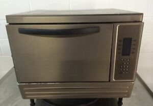 Excellent Turbochef Tornado Ngc Commercial Oven Microwave