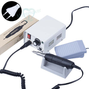 New Dental Micromotor Strong 90 Machine And 35 000rpm 102 Handpiece Nail Drill
