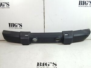 2007 2017 Jeep Wrangler Front Bumper W Fog Light Holes Used Oem 46863d0 S610mw