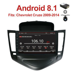 For Chevrolet Cruze Car Stereo Ips Android 8 1 Mp3 Radio Gps Navigation Wifi 4g