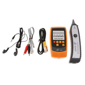 Wire Tracker Rj11 Rj45 Network Line Finder Multifunction Line Cable Tester