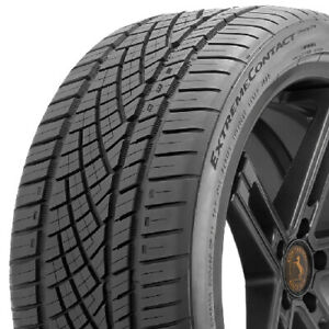 Continental Extremecontact Dws06 P235 40r18 95y Bsw All season Tire
