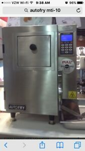 Auto Fry Mti 10 Motion Technology