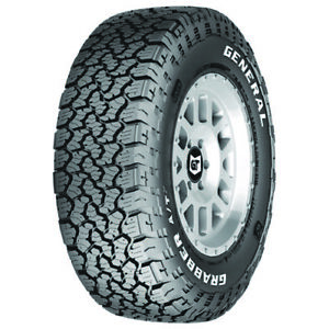 General Grabber A tx Lt235 75r15 104s Rwl All season Tire