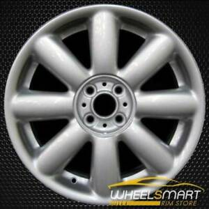 17x7 Mini Cooper Oem Wheel 2007 2014 Silver Stock Alloy Rim 71195 3611676941