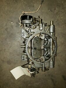 Afb Carter 9637sa Carburetor