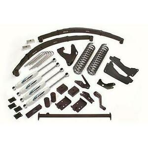 Pro Comp Suspension 6 Inch Stage I Lift Kit With Pro Runner Shocks K4037bp