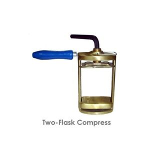 Denture Compress Two Flask Compress 606 101