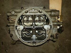 1962 63 Carter Afb 3461s Carburetor