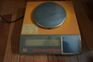 Sartorius Analytical Lab Scale Delta Range Balance L310 L 310 D G 10 Mg