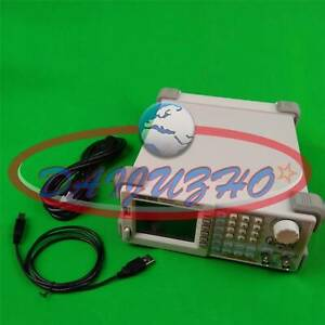 1pcs Siglent Sdg1010 Function Generators 2 Channels Frequency Maximum 10 Mhz