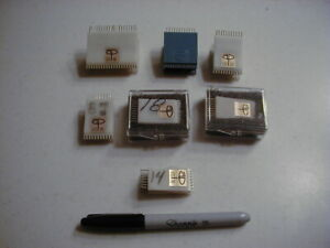 Ict 8 Ic Dip Test Clip Adapter Ass t For 40 24 22 20 18 16 14 8 Pin Dip 8 Pcs