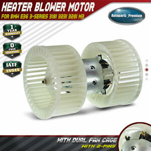 Hvac Blower Heater Motor For Bmw 318is 318i 320i 323is 92 99 700179 64111468453