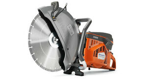Husqvarna K970 14 Concrete Cutoff Saw Blade Not Included Free Shipping