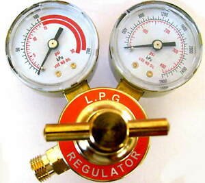 Propane acetylene Regulator Cga 200 In B Size Out Smith Type Torch Regulator