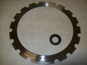Partner Ring Saw Blade For Concrete Ring Saws K950 Husqvarna K960 K970 Ringsaw
