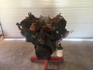 Ford 352 Only Selling As Seen Without Engine Stand